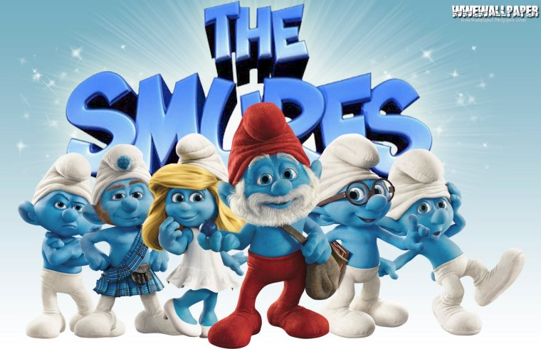 HD-Smurfs-Wallpapers